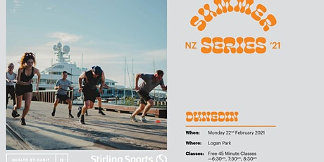 Stirling Sports X Health by Habit Summer Series - Dunedin tickets