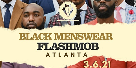 Black Menswear FlashMob Atlanta tickets