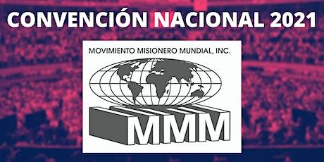 Convención Nacional Jueves 6:00 PM boletos