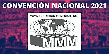 Convención Nacional Viernes 6:00 PM entradas