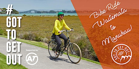 Get Out & Explore Auckland - Ride Waitemata to Manukau tickets