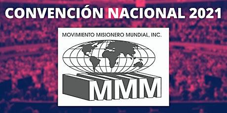 Convención Nacional Sábado 9:00 AM entradas