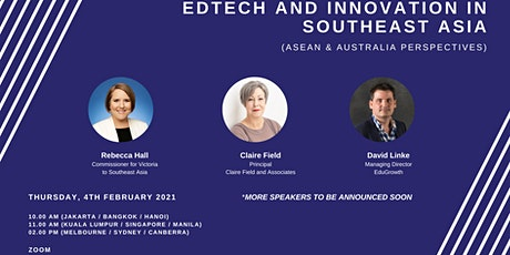 EdTech and Innovation in Southeast Asia tickets