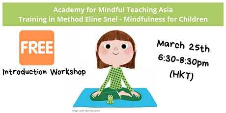 Mindfulness for Children Teacher Training - Free Introduction Workshop tickets