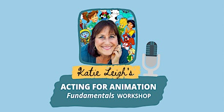Acting for Animation Fundamentals tickets