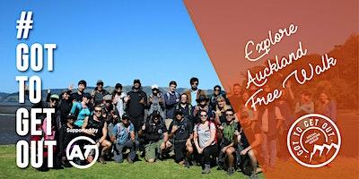 Get Out & Explore Auckland URBAN Walk @ Waikōwhai Walkway