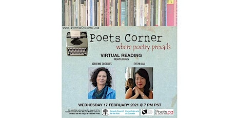 Poets Corner Reading Series tickets