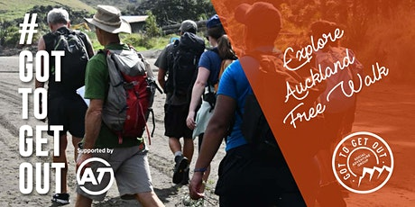 Get Out & Explore Auckland URBAN Walk @ Volcano Climb tickets