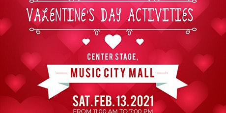 DEW VALENTINES FAMILY GALA  2021 FREE ADMISSIONS tickets
