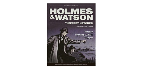 Holmes and Watson by Jeffrey Hatcher tickets