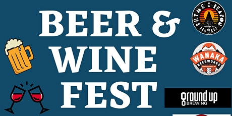 Wanaka Districts Club Beer & Wine Fest tickets