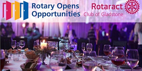 January Formal Dinner - Gladstone Rotaract tickets