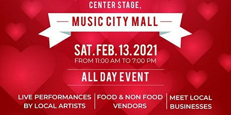 DEW VALENTINES FAMILY GALA  2021 BOOTHS FOR VENDORS tickets