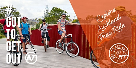 Get Out & Explore Auckland URBAN Ride @ Kingsland NW to Westgate tickets