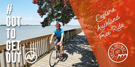 Get Out & Explore Auckland URBAN Ride @ Devonport to Takapuna tickets