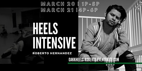 Oakland Heels Intensive tickets
