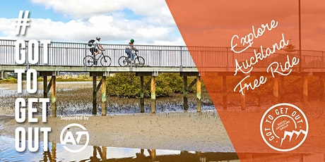 Get Out & Explore Auckland URBAN Ride @ Orewa Estuary Path tickets