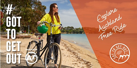 Get Out & Explore Auckland URBAN Ride @ Matakana Cycle Trail tickets