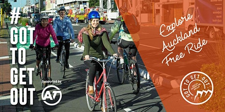 Get Out & Explore Auckland URBAN Ride @ Westhaven tickets