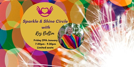Sparkle & Shine Monthly Circle tickets