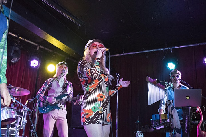 Yacht Rock Revival - Live at Lucky 13 Garage image