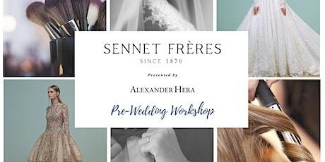 【免費體驗由 Alexander Hera 首席攝影團隊提供的 Sennet Frères 婚紗試影 Workshop】 tickets