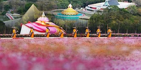 Observe a 1,250 Buddhist Monk Online Pilgrimage tickets