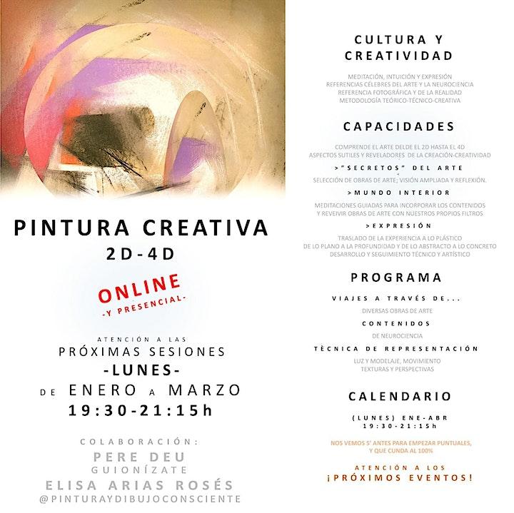 Imagen de PINTURA CREATIVA - ¡CLASE ABIERTA!