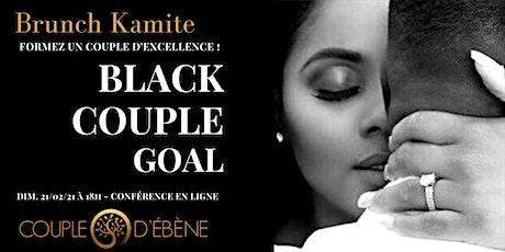 Conférence : Black Couple Goal billets