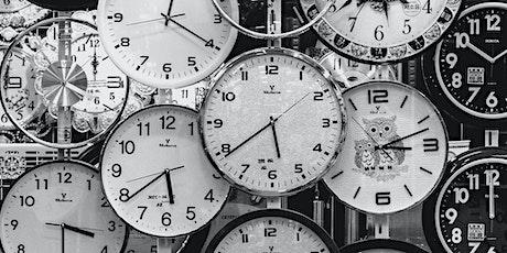 Webinar Wednesday: Time Mastery tickets