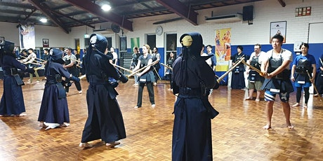 Introduction to Kendo - Semester 1, 2021 tickets