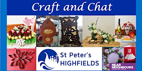 Copy of Craft and Chat - Stained Glass Biscuits tickets