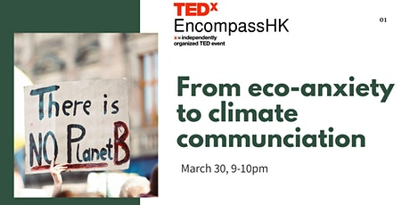 From eco-anxiety to climate communication tickets