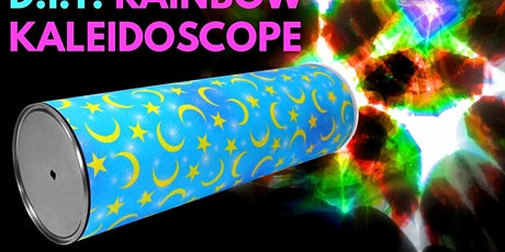 CRAZY EXPERIMENTS 3: KALEIDOSCOPE! (all ages) with Eloisa tickets