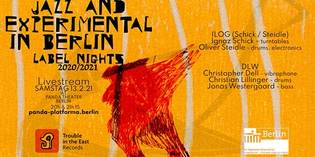LIVESTREAM: JAZZ & EXPERIMENTAL IN BERLIN / LABEL NIGHTS #3 // #PANDAjazz Tickets