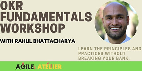Agile Atelier: OKR Fundamentals workshop billets