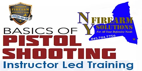 BPSC 0126 Basic Pistol Safety Course • Interactive Zoom Conference tickets