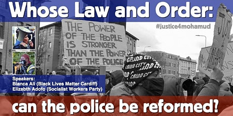 Whose law and order: can the police be reformed? tickets
