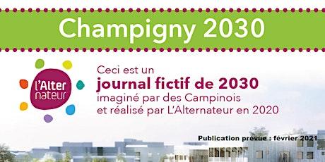 Apéro de L'Alternateur : fêtons la publication du Journal du futur ! billets