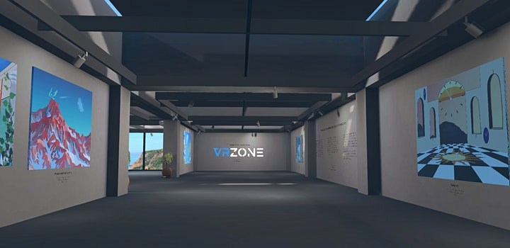 """VR Art Gallery - """"Artsforhumans"""" (Hosted by VRzone) image"""