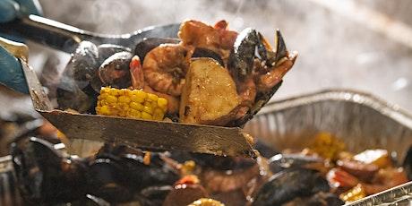 Logan Street Market Crawfish Boil tickets