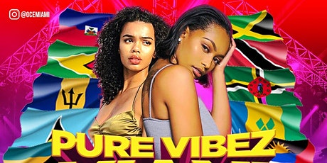 Pure Vibez Miami (Spring Break) tickets