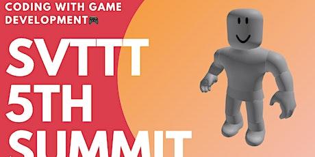 SVTTT5:Game design & development - Roblox lead game designer & Unity Dev  billets