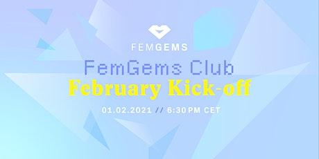 FemGems' February Kick-Off! tickets