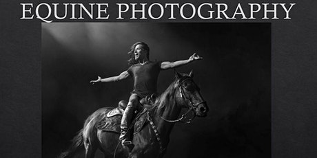 EQUINE PHOTOGRAPHY TALK: So, you want to shoot horses? tickets