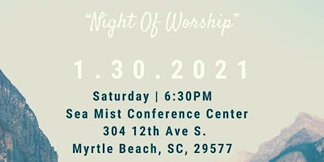 One Reach Ministries: The Gathering: Night of Worship -Virtually/In person tickets