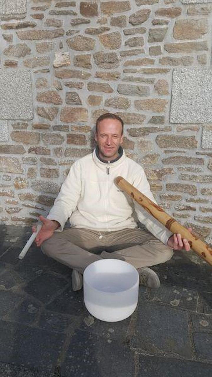 Image pour Voyage Sonore : Chant diphonique, Bol de cristal, didgeridoo et carillon