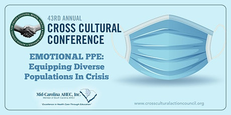 43rd Annual Cross-Cultural  Conference tickets