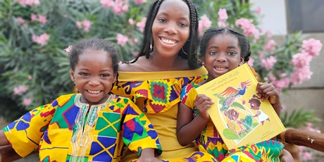Afia The Ashanti Princess a reading and journey with Author Crystal Boateng tickets