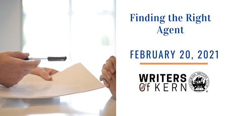 """""""Finding the right agent"""" with Leslie Zampetti (Literary Agent) tickets"""
